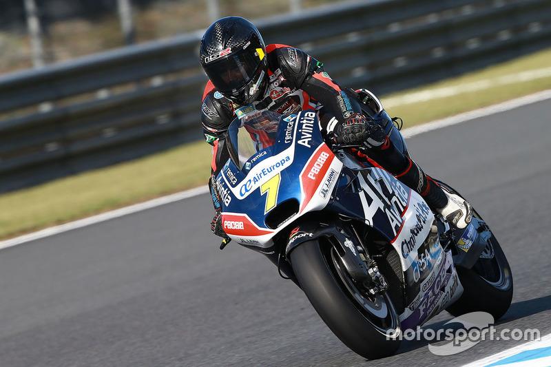 21. Mike Jones, Avintia Racing
