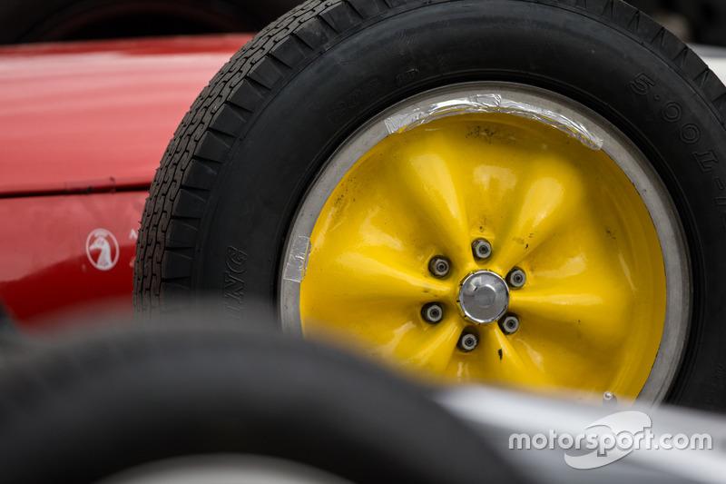 Colourful Wheels