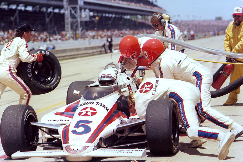 1983: Supersnelle Tom Sneva