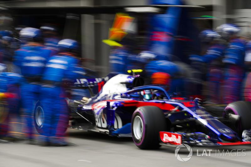 Pierre Gasly - Toro Rosso