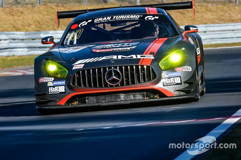 #47 HTP Motorsport - Dominik Baumann (Mercedes-AMG GT3)