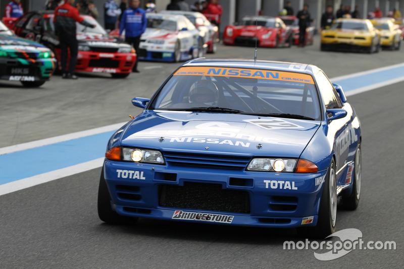 星野一義/カルソニックスカイライン(R32 スカイライン GT-R 1990 年グループ A 仕様)