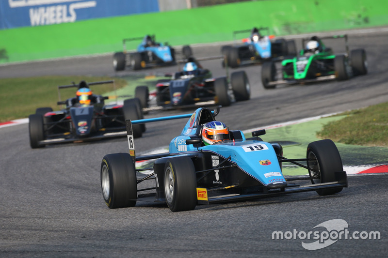 F4 Italy: Monza