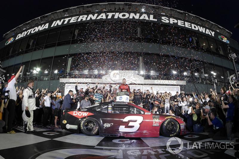 2018: #3 Austin Dillon, Richard Childress Racing Chevrolet