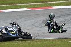 La caduta di Stefano Manzi, Sky Racing Team VR46
