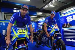 Suzuki MotoGP y Fundación Movember