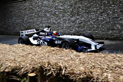 Williams BMW FW26 Karun Chandhok
