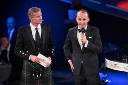 Robert Kubica ve David Coulthard