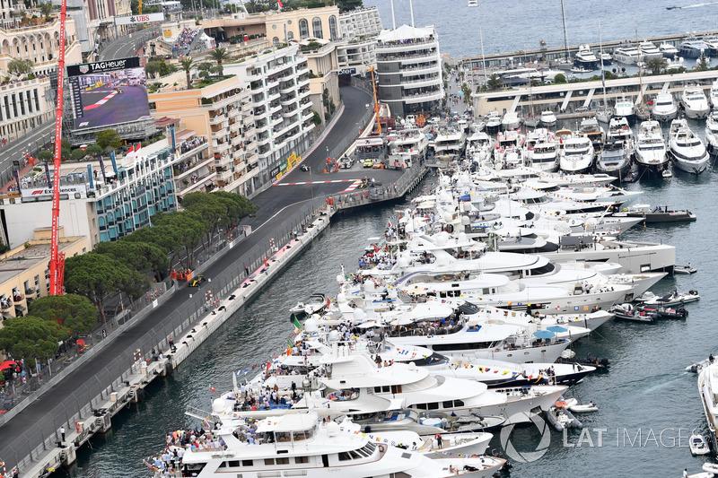 Hidup sederhana di Monako