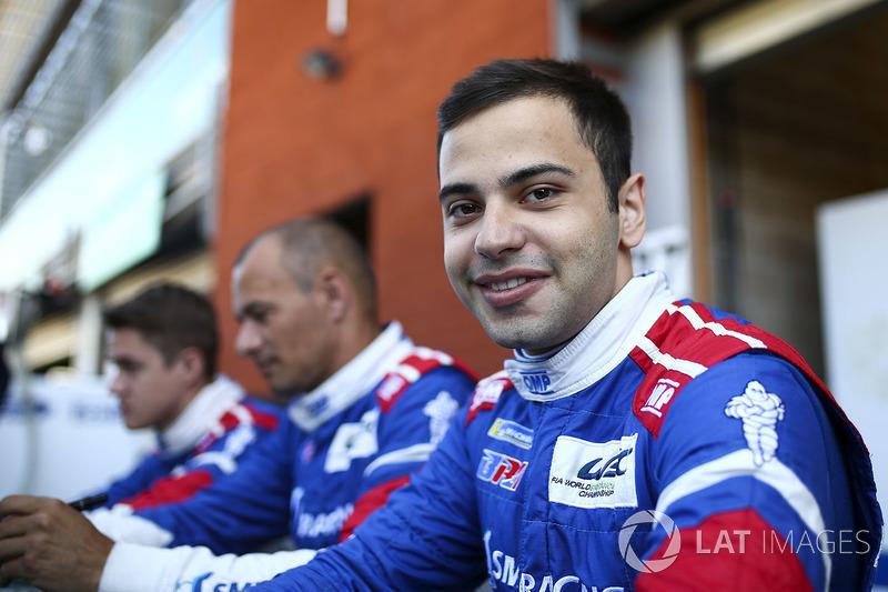 #17 SMP Racing BR Engineering BR1: Matevos Isaakyan