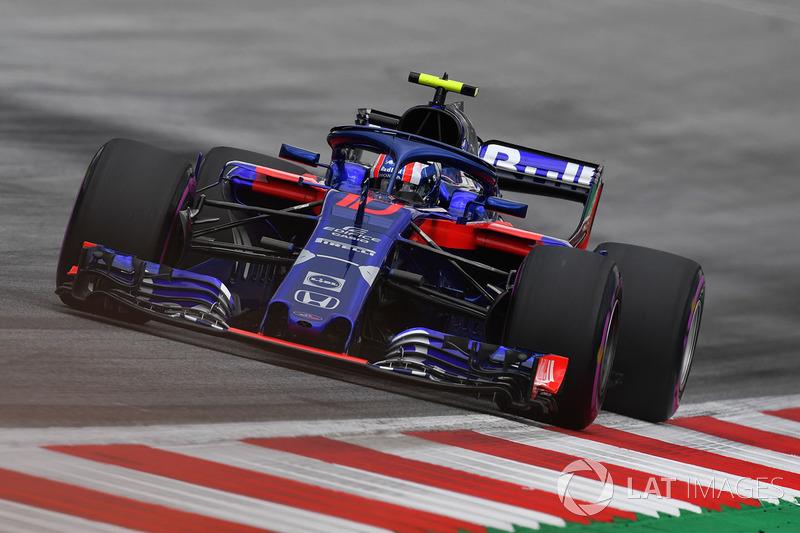 11. Pierre Gasly, Scuderia Toro Rosso STR13