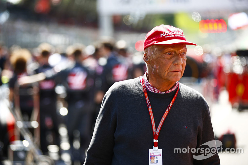 Niki Lauda, Non-Executive Chairman, Mercedes AMG