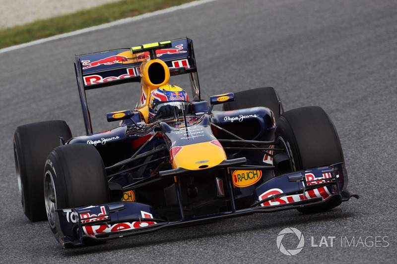 2010: Mark Webber