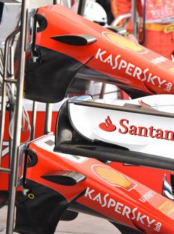 Ferrari SF70H: Nase