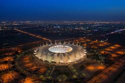 استاد الملك فهد الدولي في الرياض، المملكة العربية السعودية