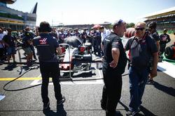 Владелец команды Haas F1 Джин Хаас