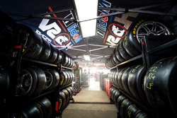 Holden Racing Team garage atmosphere
