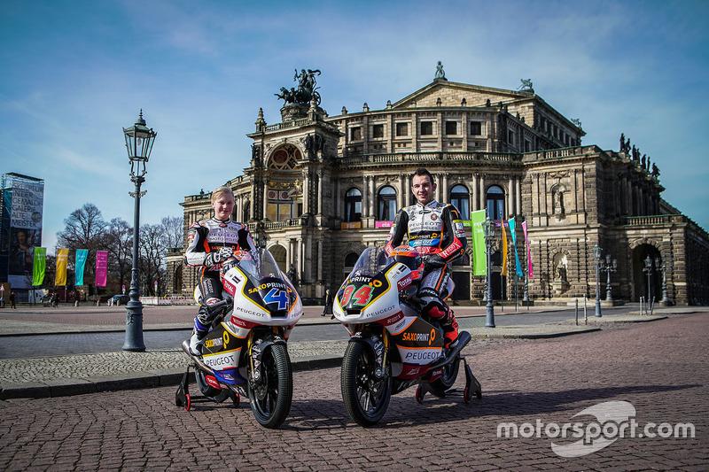 Jakub Kornfeil, Peugeot MC Saxoprint; Patrik Pulkkinen, Peugeot MC Saxoprint