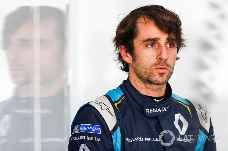 #8 Nicolas Prost, Renault e.Dams