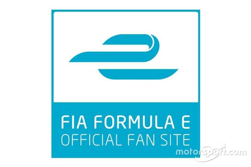 Site web des fans suisse de Formula E, logotype