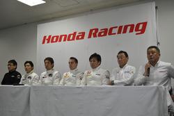 2017年スーパーGT、チーム無限&NAKAJIMA RACING参戦体制発表