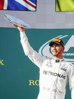 2. sıra Lewis Hamilton, Mercedes AMG