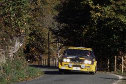 Bernard Darniche, Alain Mahe, Fiat 131 Abarth