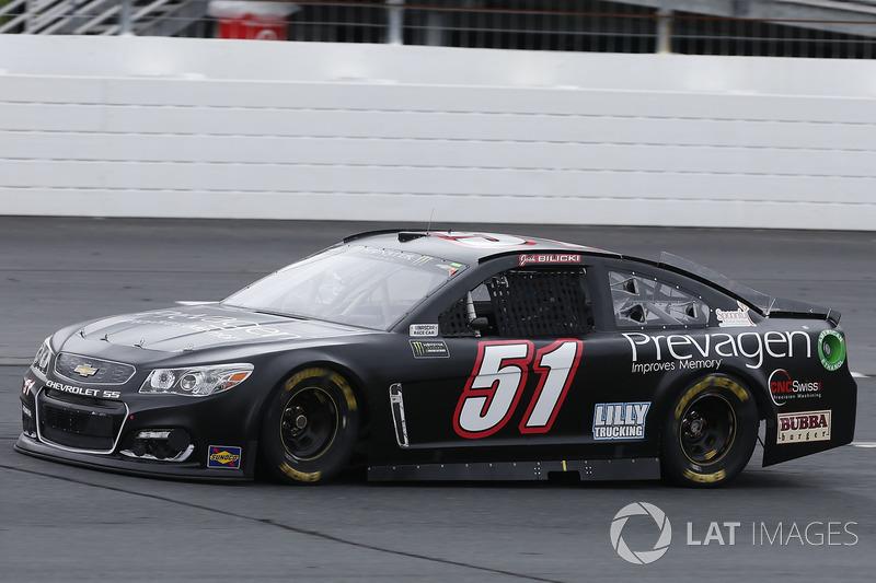 Josh Bilicki, Rick Ware Racing Chevrolet