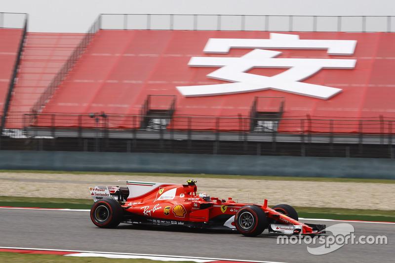 6 місце — Кімі Райкконен, Ferrari — 190