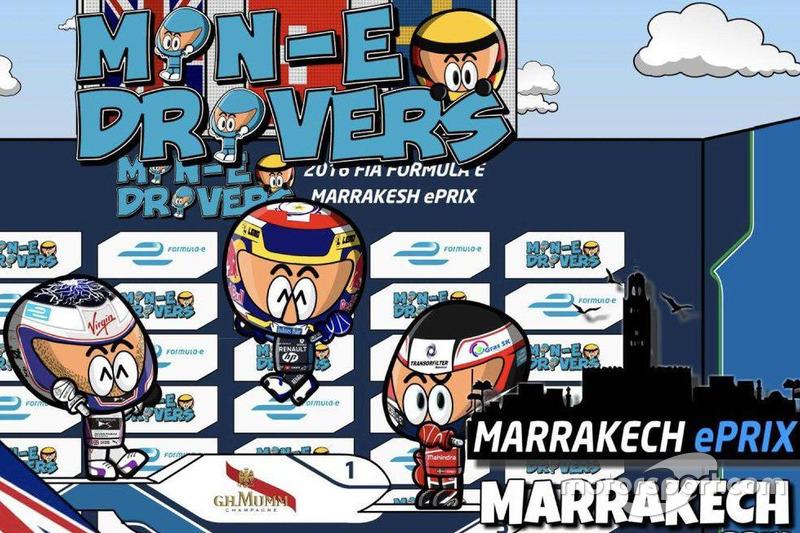 1. El ePrix de Marrakech 2016/2017 según 'Los MiniEDrivers'