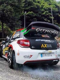Andrea Crugnola, Moira Lucca, Citroën DS3 WRC, D-Max Swiss