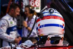 GTLM polesitter Joey Hand, Ford Performance Chip Ganassi Racing