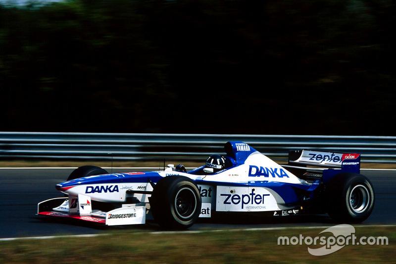 #1: Damon Hill, Arrows A18