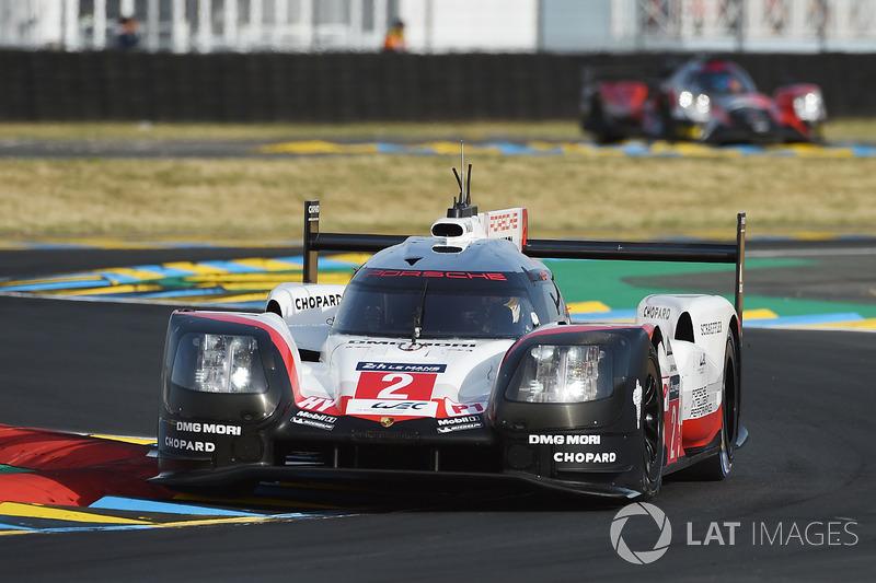 4. LMP1: #2 Porsche Team, Porsche 919 Hybrid