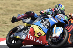 Franco Morbidelli, Marc VDS, casi choca