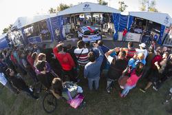 Service-Park: Hyundai Motorsport