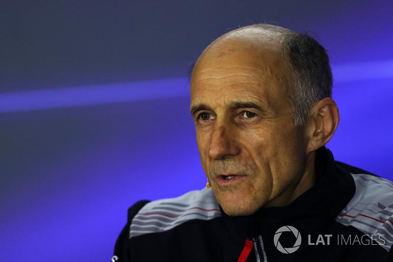 Franz Tost, Scuderia Toro-Rosso-Teamchef