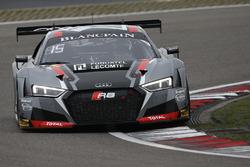 #1 Belgian Audi Club Team WRT Audi R8 LMS: Енцо Іде, Фредерік Вервіш