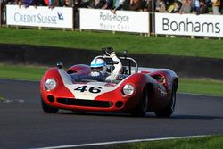 Whitsun Trophy Mike Whitaker Lola T70