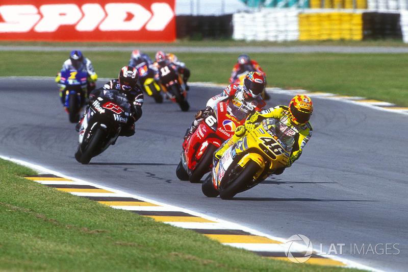 №4. Гран При Южной Африки, 2001 год