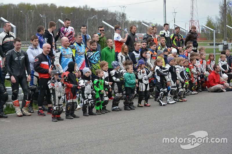 Учасники перегонів