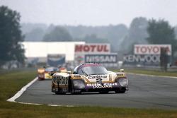 Ян Ламмерс, Джонни Дамфрис и Энди Уоллес, Jaguar XJR-9 LM