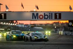 #27 Dream Racing Lamborghini Huracan GT3: Cedric Sbirrazzuoli, Lawrence DeGeorge, Paolo Ruberti