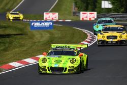 #911 Manthey Racing, Porsche 911 GT3 R: Romain Dumas, Richard Lietz, Patrick Pilet, Frédéric Makowiecki