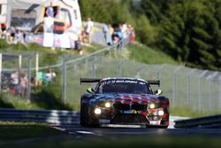 #102 Walkenhorst Motorsport, BMW Z4 GT3: Peter Posavac, Alex Lambertz, Jaap van Lagen