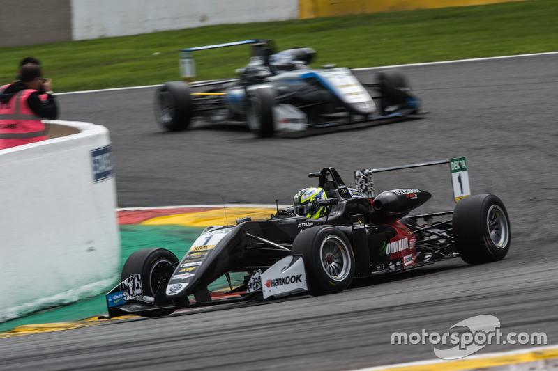 Юель Ерікссон, Motopark Dallara F317 - Volkswagen