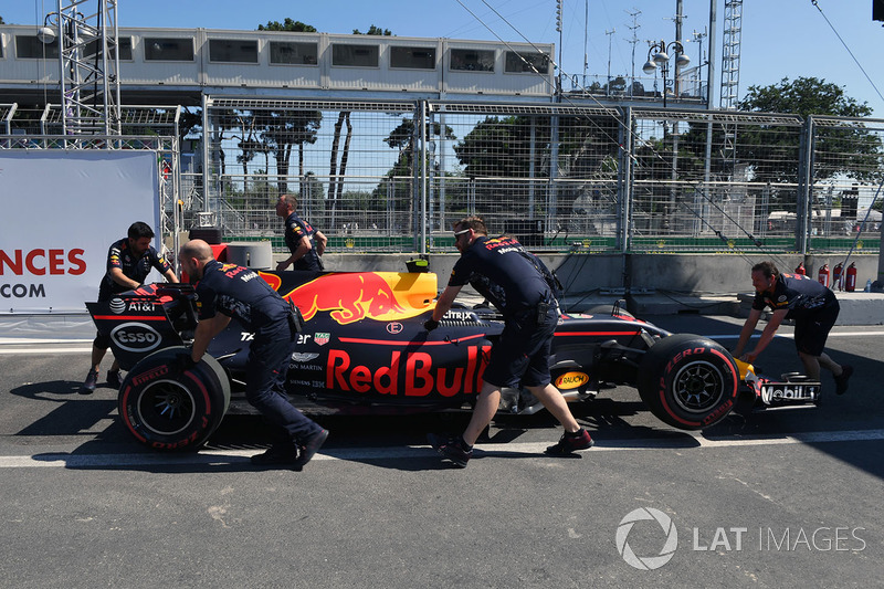 5 місце — Макс Ферстаппен, Red Bull — 195