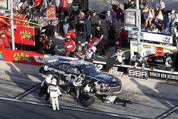 Pit stop, Tyler Reddick, Chip Ganassi Racing Chevrolet
