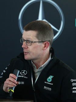 Andy Cowell, responsable moteur Mercedes AMG F1
