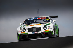 #8 Bentley Team M-Sport, Bentley Continential GT3: Стивен Кейн, Гай Смит, Оливер Джарвис
